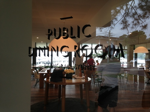 Public Dining Room
