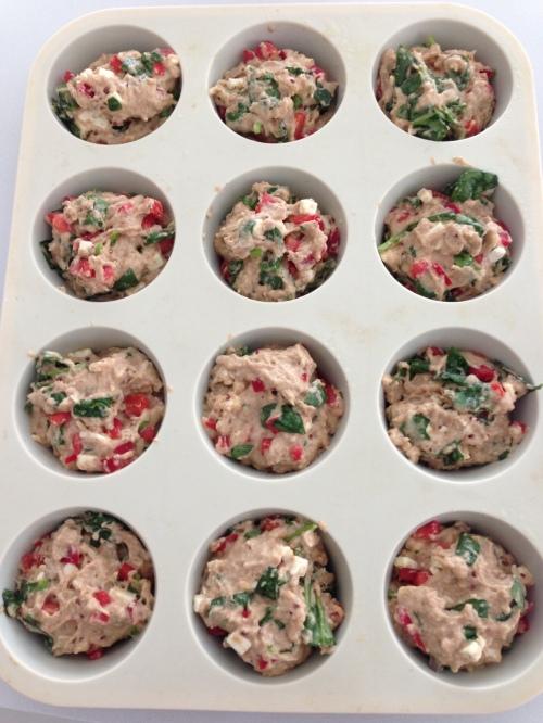 Muffin Mixture 2