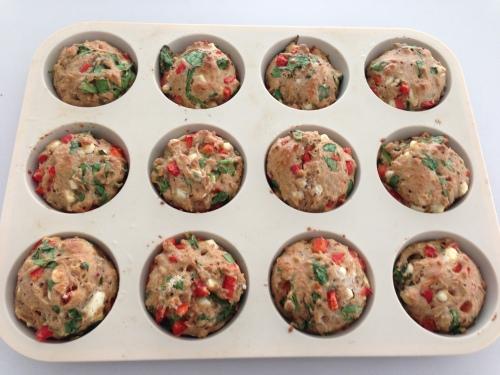 Muffin Mixture 3