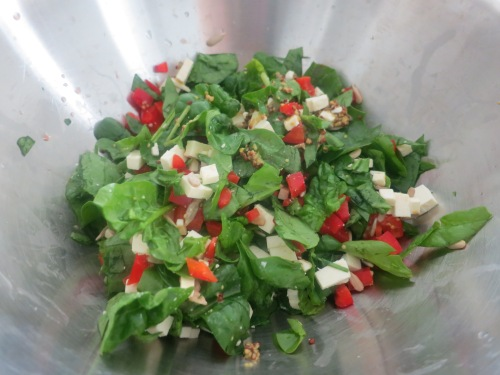 Spinach Mixture 2