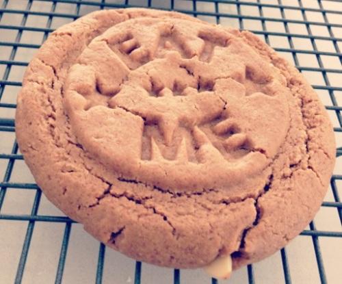Vegan Almond & Maple Cookies