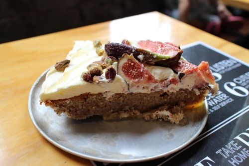 Fig & Proscuitto Pie