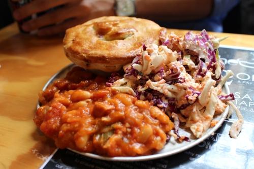 Chicken & Mushroom Pie