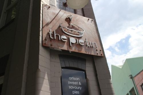The Pie Tin