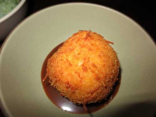 Mr Wong Fried Ice Cream
