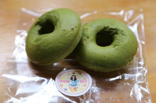 Pandan Donuts 2