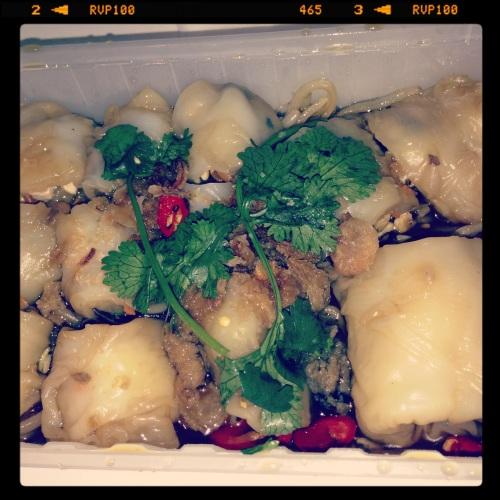 Vegan Banh Cuon