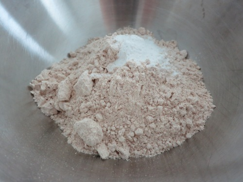 Dry Ingredient Mixture