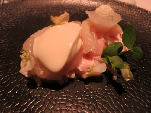 Poached Chicken Entree