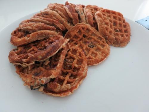 Pancake Waffles