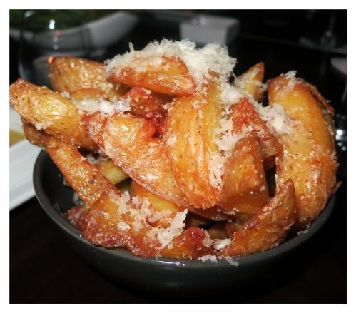 Truffled Potatoes