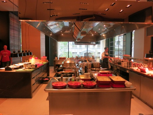 Buffet Kitchen