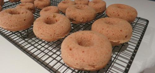 Baked Banana Donuts 2