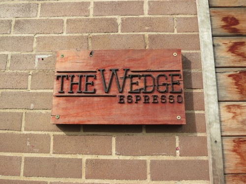 The Wedge Espresso