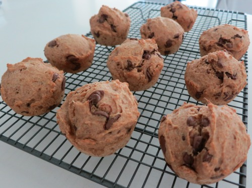 Baked Muffins 2